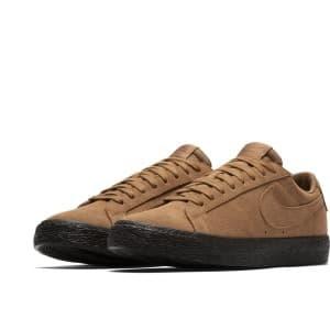 נעליים נייק לגברים Nike Blazer Low LT - חום