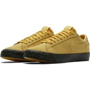 נעליים נייק לגברים Nike Blazer Low - צהוב