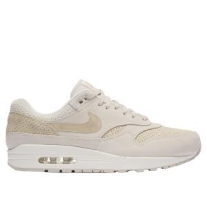 נעליים נייק לגברים Nike Air Max 1 Premium - בז'