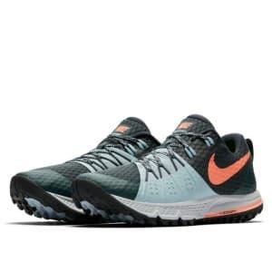 נעליים נייק לנשים Nike Wildhorse 4 W - שחור/כחול