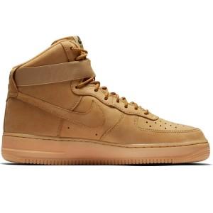 נעליים נייק לנשים Nike AIR FORCE 1 HIGH LV8 - קאמל