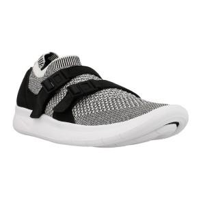 נעליים נייק לנשים Nike W Air Sockracer Flyknit - אפור