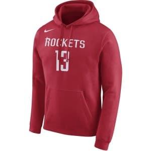 ביגוד נייק לגברים Nike Harden Rockets - אדום
