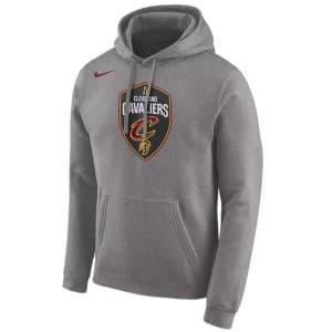 ביגוד נייק לגברים Nike Cavaliers - אפור