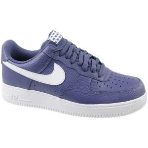 נעליים נייק לגברים Nike Air Force 1 07 - כחול