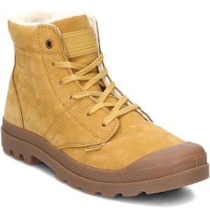 מגפיים פלדיום לגברים Palladium Pallabrousse Lth - חום