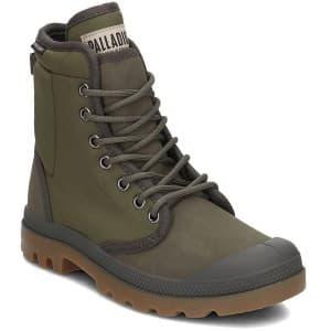 מגפיים פלדיום לגברים Palladium Pampa Solid Rangertp - ירוק