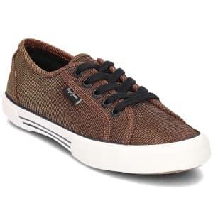 נעליים פפה ג'ינס לנשים Pepe Jeans Aberlady - חום