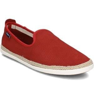 נעליים פפה ג'ינס לגברים Pepe Jeans Maui Summer - אדום