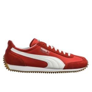 נעליים פומה לגברים PUMA Whirlwind Classic - אדום