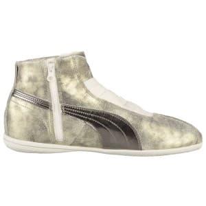 מגפיים פומה לנשים PUMA Eskiva Mid Metallic Wns - חום