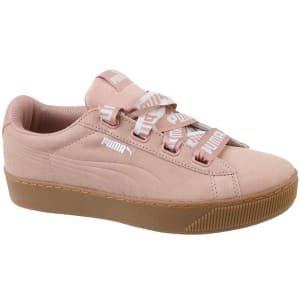 נעליים פומה לנשים PUMA Vikky Platform Ribbon Bold - ורוד