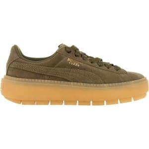 נעליים פומה לנשים PUMA Platform Trace Wns - ירוק