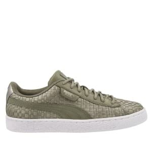 נעליים פומה לנשים PUMA Satin EP WN S - ירוק