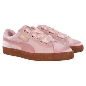 נעליים פומה לנשים PUMA Basket Heart VS - ורוד