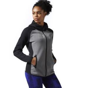בגדי חורף ריבוק לנשים Reebok One Series Winter Pack - אפור/שחור