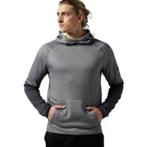 ביגוד ריבוק לגברים Reebok One Series Fleece - אפור