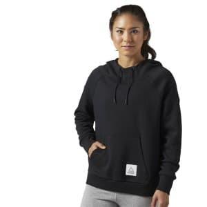 ביגוד ריבוק לנשים Reebok Workout - שחור