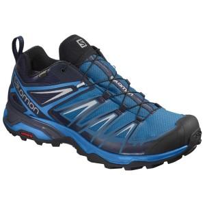 נעליים סלומון לגברים Salomon X Ultra 3 Goretex - כחול
