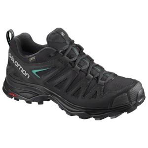 נעליים סלומון לנשים Salomon X Ultra 3 Prime Goretex - שחור