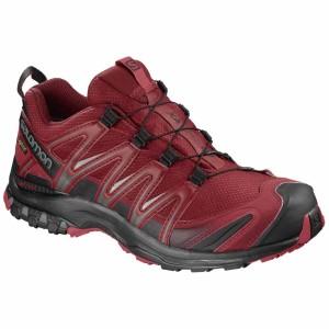 נעליים סלומון ליוניסקס Salomon XA Pro 3D Goretex Nocturne - אדום