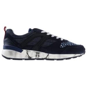 נעליים טומי הילפיגר לגברים Tommy Hilfiger Track 2C4 Ink - כחול כהה