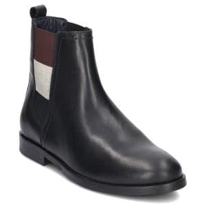 מגפיים טומי הילפיגר לנשים Tommy Hilfiger Genny 16A2 - שחור
