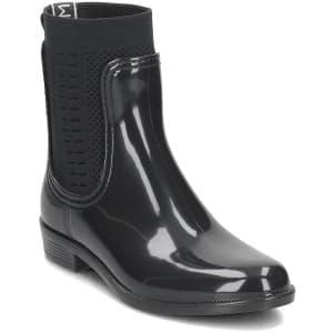 מגפיים טומי הילפיגר לנשים Tommy Hilfiger FW0FW02940990 - שחור