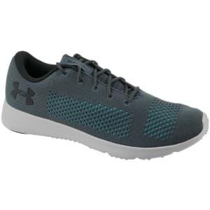 נעליים אנדר ארמור לגברים Under Armour Rapid - אפור/כחול