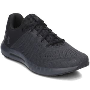 נעליים אנדר ארמור לגברים Under Armour Micro G Pursuit - שחור