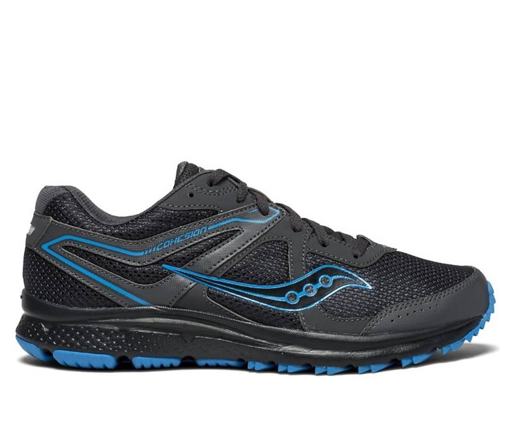 נעליים סאקוני לגברים Saucony GRID COHESION TR11 - כחול/שחור