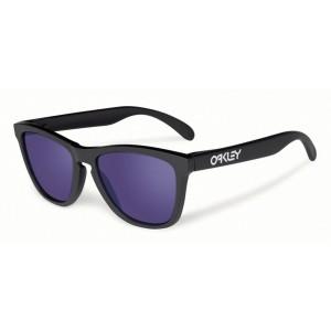 אביזרים Oakley לגברים Oakley Frogskin - שחור/סגול