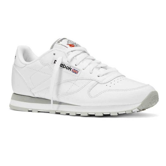 נעליים ריבוק לגברים Reebok Classic Leather - לבן