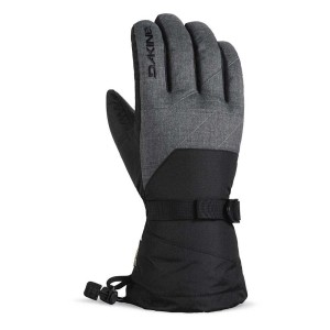 אביזרי ביגוד דקיין לגברים Dakine  Frontier Goretex Gloves - אפור/שחור