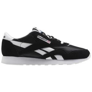 נעליים ריבוק לגברים Reebok Cl Nylon - שחור