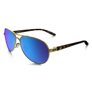 אביזרים Oakley לגברים Oakley Feedback Polarized - כחול