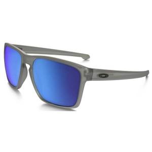 אביזרים Oakley לגברים Oakley Sliver XL Polarized - אפור/כחול