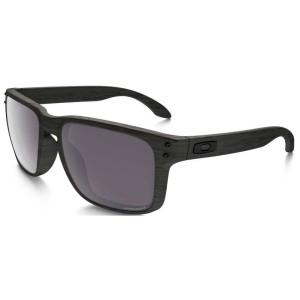 אביזרים Oakley לגברים Oakley Holbrook Prizm Polarized - אפור/שחור