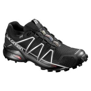 נעליים סלומון לגברים Salomon Speedcross 4 Goretex - שחור