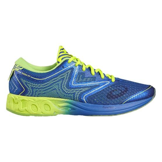נעליים אסיקס לגברים Asics Noosa Ff - כחול/צהוב