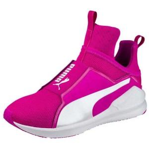 נעלי אימון פומה לנשים PUMA Fierce Core - ורוד