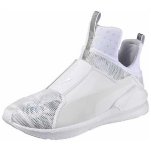 נעלי אימון פומה לנשים PUMA Fierce - לבן