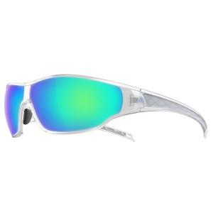 אביזרים אדידס לנשים Adidas Eyewear Tycane L - לבן/ירוק
