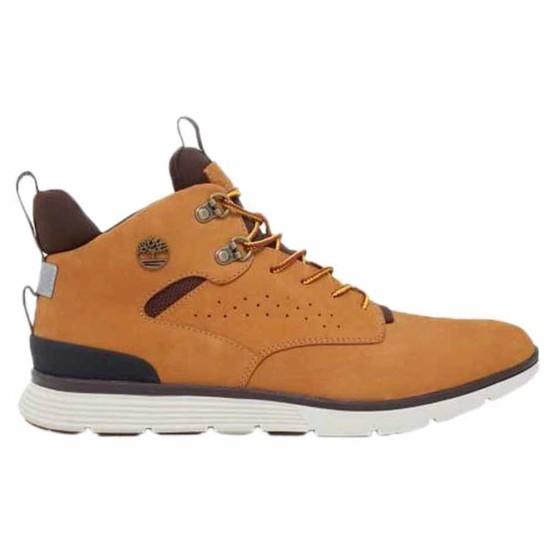 נעלי הליכה טימברלנד לגברים Timberland Killington Hiker Chukka Width Wide - חום
