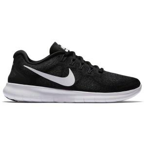 נעליים נייק לנשים Nike Nike Free RN 2017 - שחור