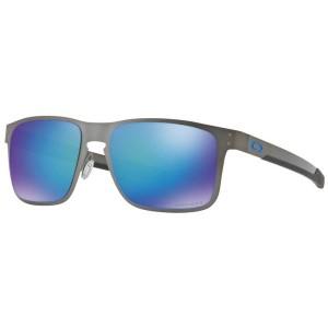 אביזרים Oakley לגברים Oakley Holbrook Metal - אפור/כחול