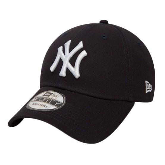 אביזרי ביגוד ניו ארה לגברים New Era 9 Forty New York Yankees - שחור