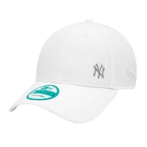 אביזרי ביגוד ניו ארה לגברים New Era 9 Forty Flawless New York Yankees - לבן