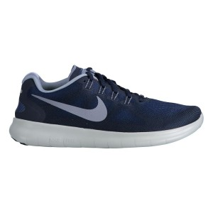 נעליים נייק לגברים Nike Free RN 2017 - כחול