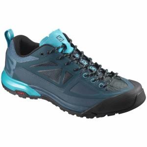 נעלי טיולים סלומון לנשים Salomon X Alp Spry - כחול